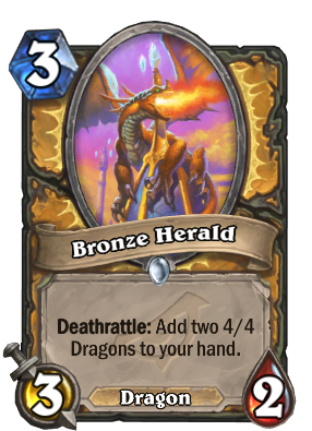 Bronze Herald Card Image