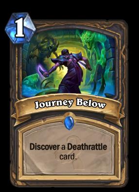 Journey Below Card Image