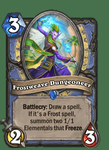 Frostweave Dungeoneer Card Image
