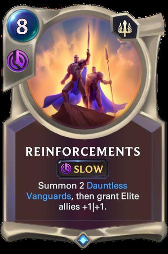 Reinforcements Card Image