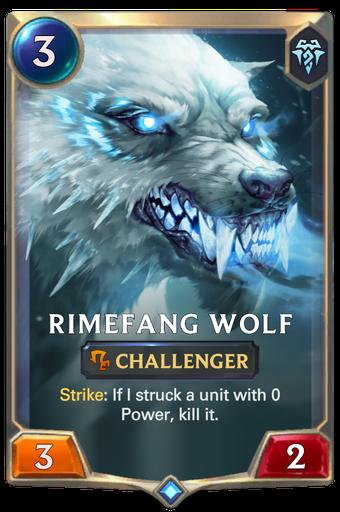 Rimefang Wolf Card Image