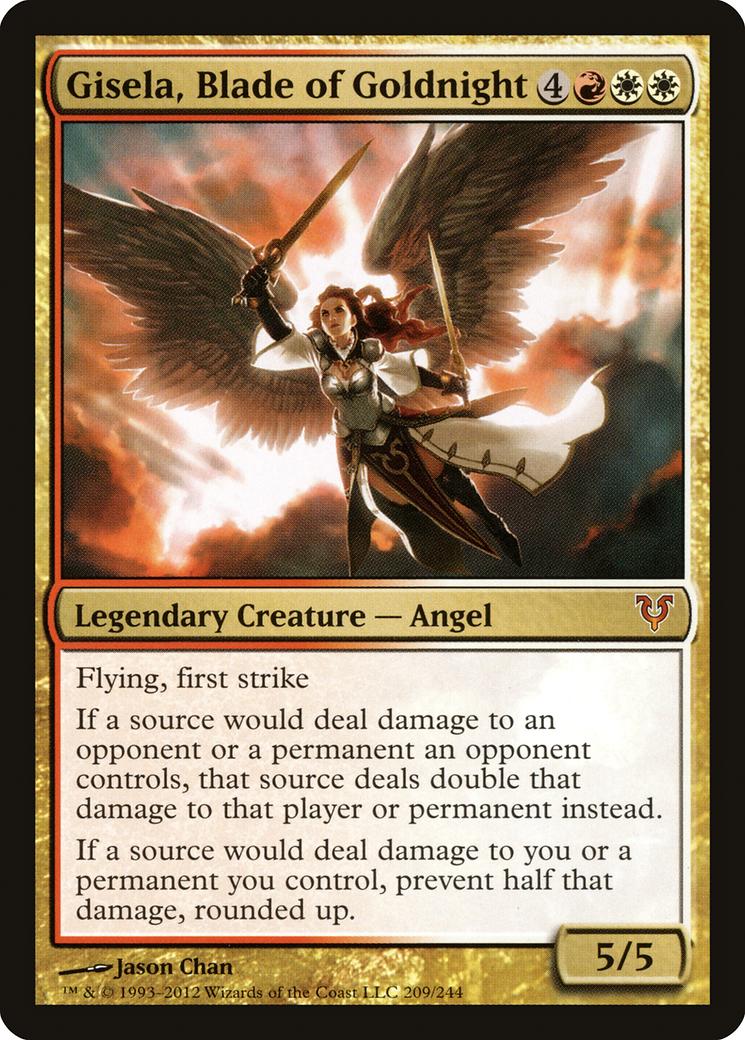 Gisela, Blade of Goldnight Card Image