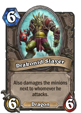 Drakonid Slayer Card Image