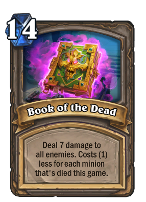 Book of the Dead Card Image