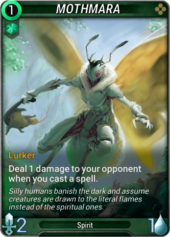 Mothmara Card Image