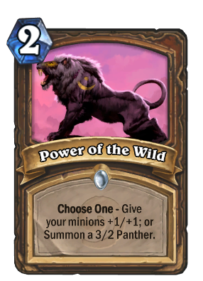 Power of the Wild Card Image