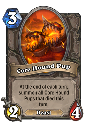 Core Hound Pup Card Image