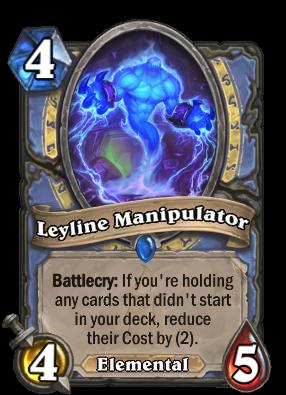 Leyline Manipulator Card Image