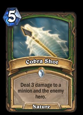 Cobra Shot Card Image