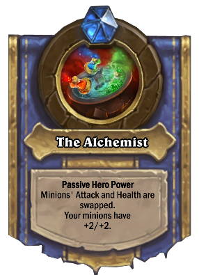 The Alchemist Card Image