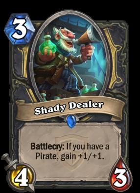 Shady Dealer Card Image