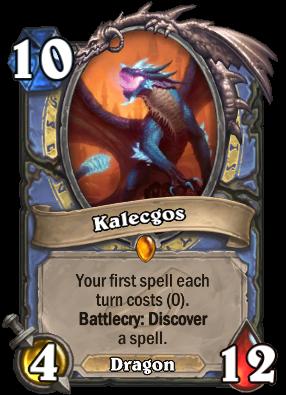 Kalecgos Card Image