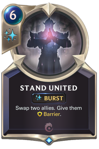 Stand United Card Image