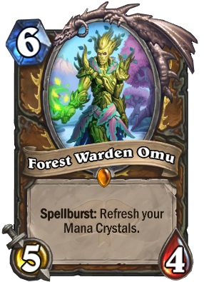 Forest Warden Omu Card Image