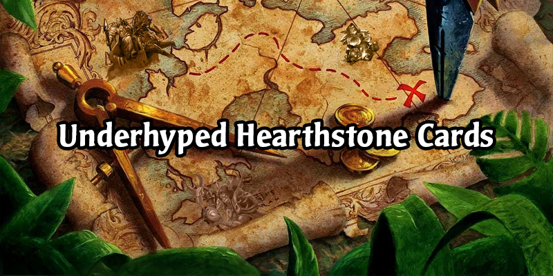 A Look Back At Historically Underhyped Hearthstone Cards