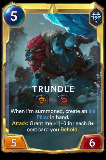 Trundle Card Image