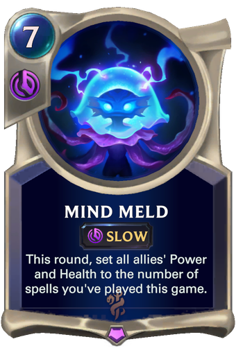 Mind Meld Card Image