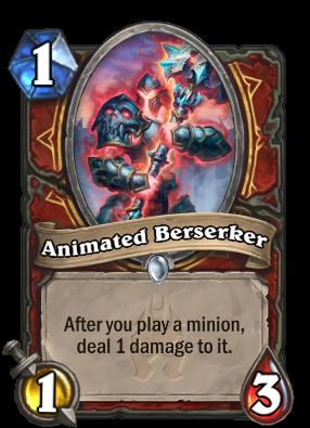 Animated Berserker Card Image