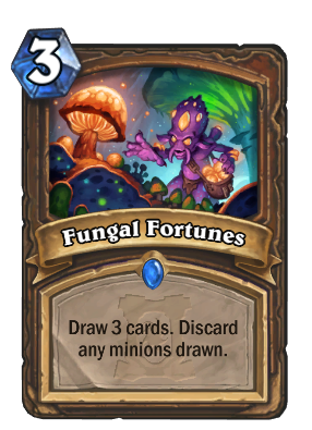 Fungal Fortunes Card Image