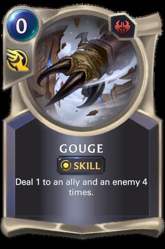 Gouge Card Image