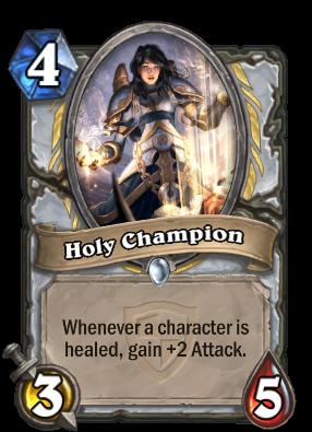 Holy Champion Card Image