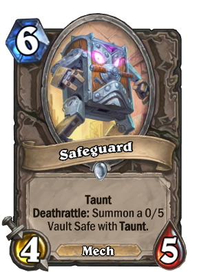 Safeguard Card Image