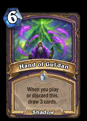 Hand of Gul'dan Card Image