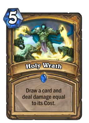 Holy Wrath Card Image
