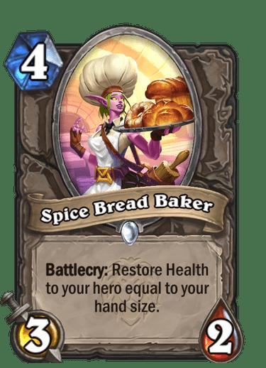 Spice Bread Baker Card Image