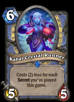 Kabal Crystal Runner Card Image