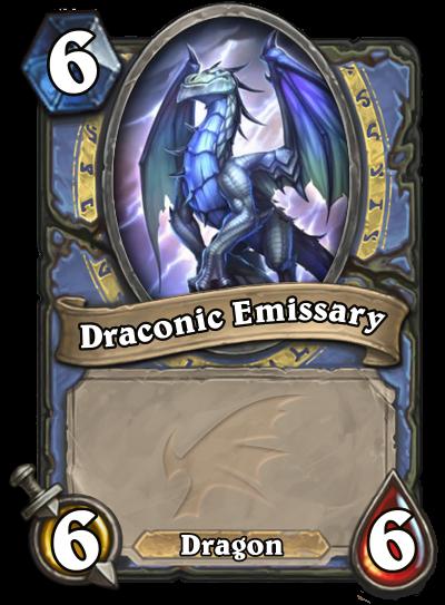 Dragonic Emissary Card Image