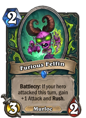 Furious Felfin Card Image