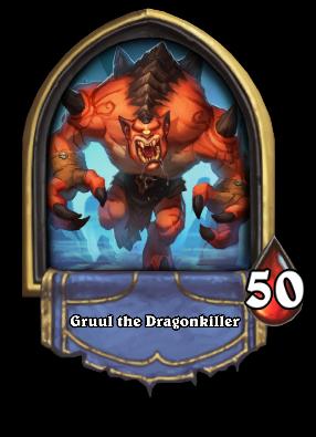 Gruul the Dragonkiller Card Image