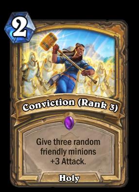 Conviction (Rank 3) Card Image