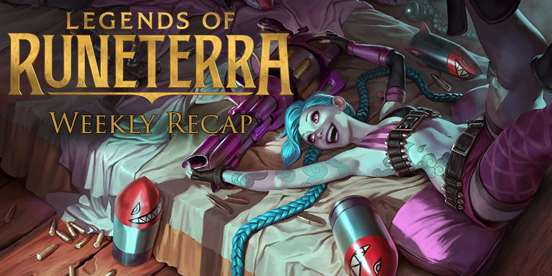 Legends of Runeterra - Weekly Recap Dec. 13