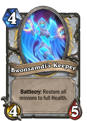 Bwonsamdi's Keeper Card Image
