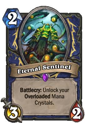 Eternal Sentinel Card Image