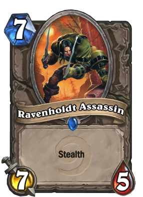 Ravenholdt Assassin Card Image
