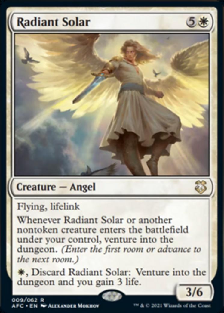 Radiant Solar Card Image