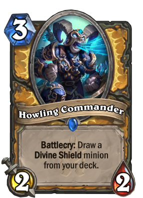 Howling Commander Card Image