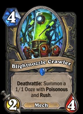 Blightnozzle Crawler Card Image