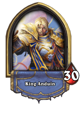King Anduin Card Image
