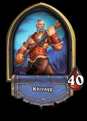 Khiragg Card Image