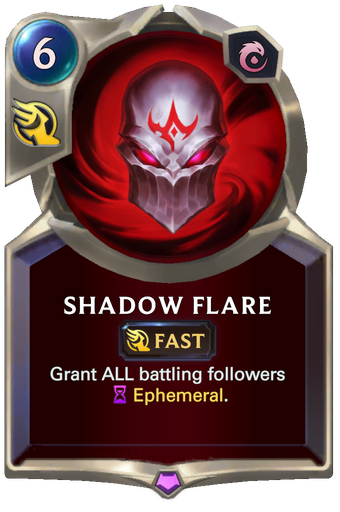 Shadow Flare Card Image