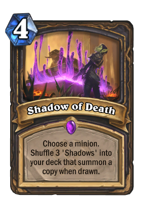 Shadow of Death Card Image