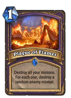 Plague of Flames Card Image