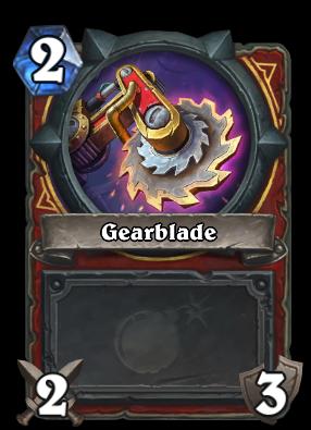Gearblade Card Image