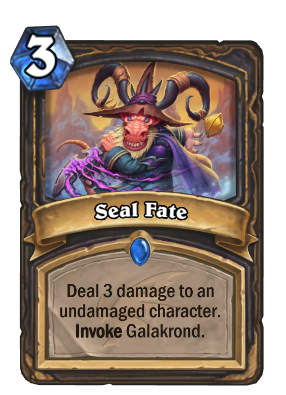 Seal Fate Card Image