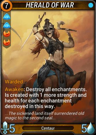 Herald of War Card Image