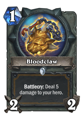 Bloodclaw Card Image